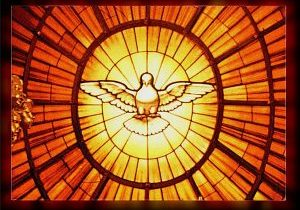 Holy Spirit Dove - Pentecost